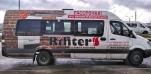 Реклама на маршрутках для Газовые котлы «Rihters»