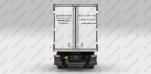 Брендирование корпоративного транспорта для ЗАО «МЗБН»